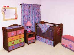 furniture innovative crib designs with contemporary colorful