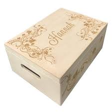 personalized wooden keepsake box best 25 wooden keepsake box ideas on keepsake boxes