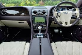 bentley flying spur black interior bentley flying spur review motor