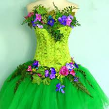 Flower Fairy Halloween Costume Fairy Costume Woodland Fairy Earth Faerie Mother