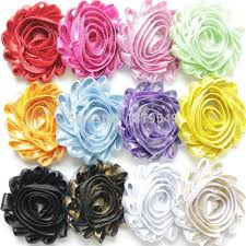 Shabby Flowers Headband 100pcs Picture More Detailed Picture About 100pcs Lot
