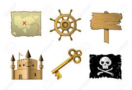 treasure map clipart pirate map clipart and symbols free pirate map clipart and symbols