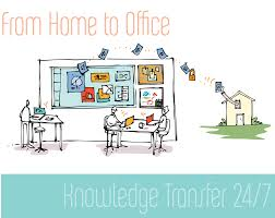 home to office information design