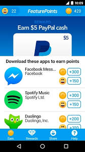 free gift cards app featurepoints free gift cards apk version free