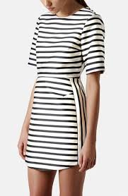 topshop dress topshop stripe satin dress available at nordstrom i think this
