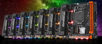 buy the gigabyte ga z270n gaming 5 itx form factor rgb fusion