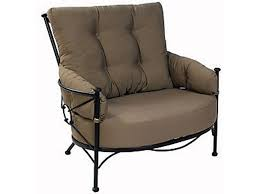 meadowcraft outdoor patio grayson cuddle chair 2929100 01