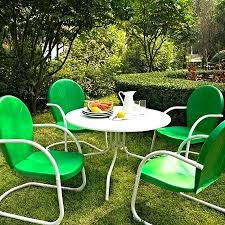 Retro Patio Furniture Sets Antique Outdoor Furniture Retro Metal Chairs On The Best Cheap