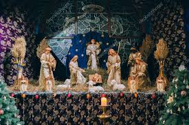 decoration of jesus born stock photo amvorsuf 128966560