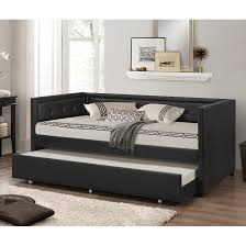 Daybed With Trundle Bed Get Comfy With Amazing Daybeds Boshdesigns Com