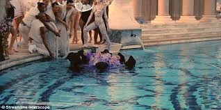 lady gaga denies u0027wasting 356k gallons of water for hearst castle