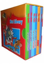 tom jerry pocket library tom u0026jerry littlelibrary