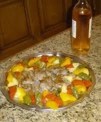 recette cuisine vapeur recette de farandole de poivrons vapeur la recette facile