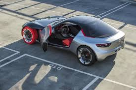 opel gt concept unveiled as template for future sports cars
