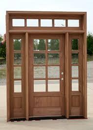 modern wooden front door gallery french door u0026 front door ideas
