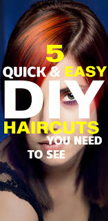 diy mens haircut 5 quick and easy diy haircuts you need to see top
