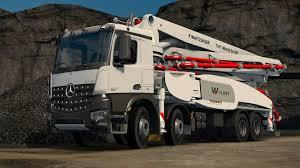 mercedes truck 2016 mercedes arocs 4445 1 24 1 25 gamesmods net fs17 cnc fs15