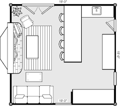 family room floor plans kitchen and family rooms that were meant to live as one