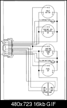 gauge cluster wiring diagram jeepforum com