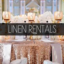 renting table linens party rentals chairs tents tables linens south