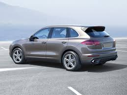 new 2018 porsche cayenne price photos reviews safety ratings