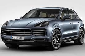 Porsche Cayenne Modified - all new 2019 porsche cayenne unveiled autobics