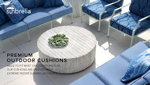 Frontgate Outdoor Shower - outdoor furniture cushions patio cushions frontgate