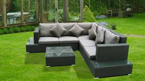 mobilier de jardin en solde mobilier jardin exterieur solde salon de jardin resine tressee