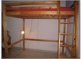 Queen Size Loft Bed Ikea Bedroom Designs King Loft Bed Sinek - Queen size bunk beds ikea