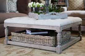 Diy Ottoman Coffee Table We Inform We Provide Image For Diy Upholstered Coffee Table With