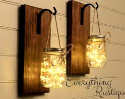 Rustic Wall Sconces Wall Sconce Candle Holders Candle Lanterns Tealight