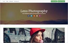 41 best free wordpress photography themes expert pick