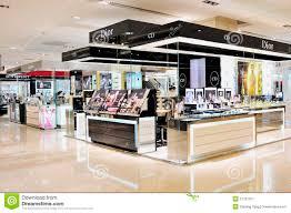 Shop In Shop Interior by Cosmetics Shop Editorial Photo Image 21701971