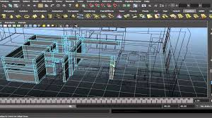 architectural modeling in maya youtube