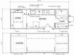 16 40 floor plans gorgeous tiny house layout 2 strikingly beautiful mobile tiny house plans fresh 12 tiny house floor plans 16 x 40 2