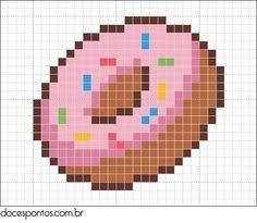 cute icecream icecream minecraft pixel art and perler beads