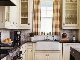 Kitchen Window Curtain Ideas by Kitchen Kitchen Window Treatments And 11 Kitchen Window