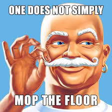Meme Clean - mr clean memes know your meme