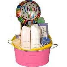thank you basket per thank you gift thank you gift with per