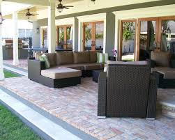 Tropical Patio Design Beautiful Patio Design In Tampa Renovation House With Tropical
