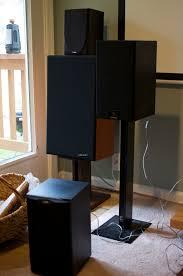 In Wall Speakers Vs Bookshelf Speakers Bookshelf Shootout Celestion Sl 6si Vs B U0026w Dm601 Vs Paradigm Atom