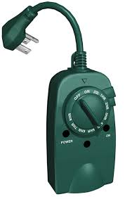 Where To Buy Outdoor Christmas Lights by Westinghouse 28451 Outdoor Photocell Timer With Single Grounded