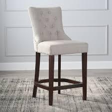 bar stool pics belham living winston tufted swivel bar stool hayneedle