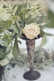 Vintage Centerpieces For Weddings by Best 25 Garden Wedding Centerpieces Ideas On Pinterest Simple