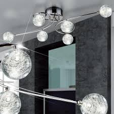 Wohnzimmerlampe Gu10 Decken Leuchte 6 Strahler Wohnzimmer Lampe Küchen Beleuchtung Esto