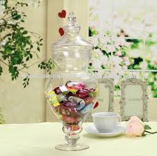 Candy Buffet Wholesale by Partysupplier Yiwu Wholesale Candy Jars Glass Apothecary Jars With