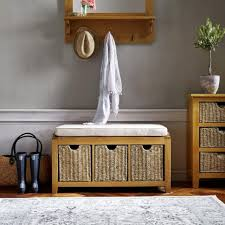 storage entryway stool front entrance bench seat laundry benches