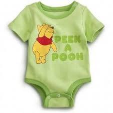 disney winnie pooh bodysuit baby baby clothes