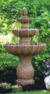 128 best fountains images on pinterest outdoor fountains garden
