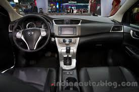 nissan sentra interior nissan sentra at the 2014 moscow motor show interior indian